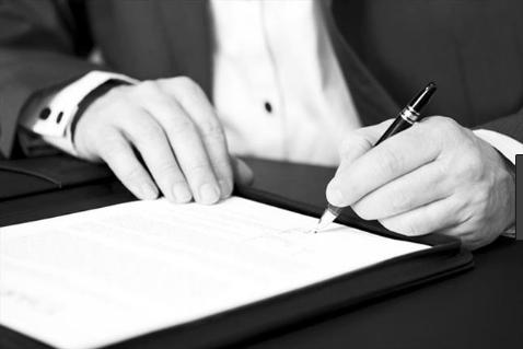 بررسی جرم سوء استفاده از سفید امضاء یا سفید مهر -  امضا